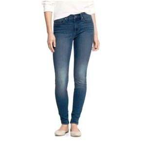 Gap 1969 Mid-Rise Always Skinny Jeans, Size 28R